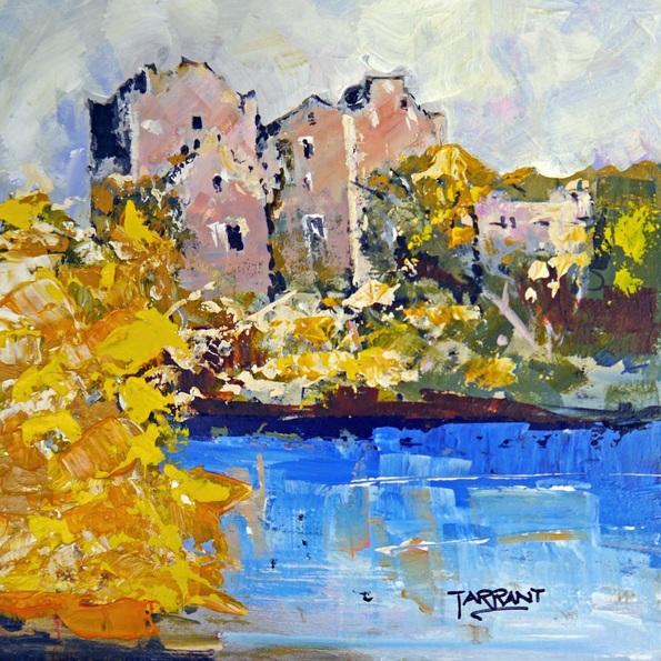 Peter Tarrant - Doune Castle 3