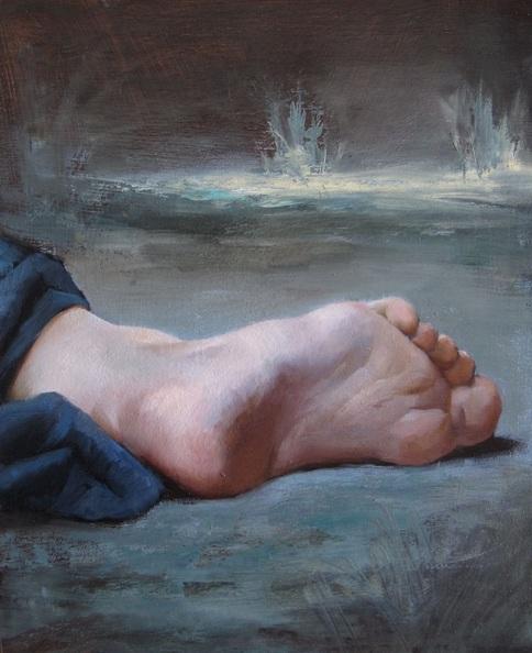 Rachel Herrera - Study of Bouguereau's Natural Range Foot