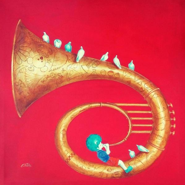 SHIV KUMAR SONI - Memories of the childhood xi
