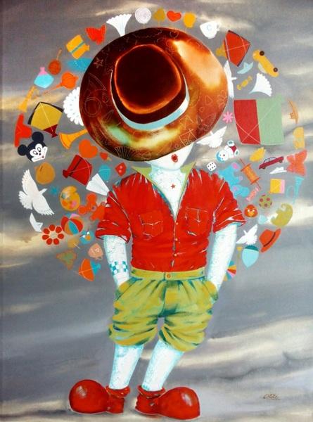 SHIV KUMAR SONI - the aureole of childhood