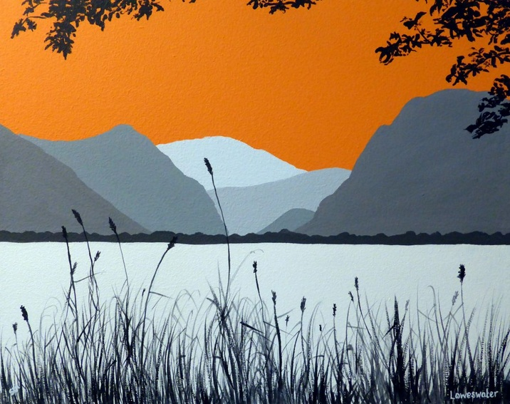 Sam Martin - Loweswater, Lake District