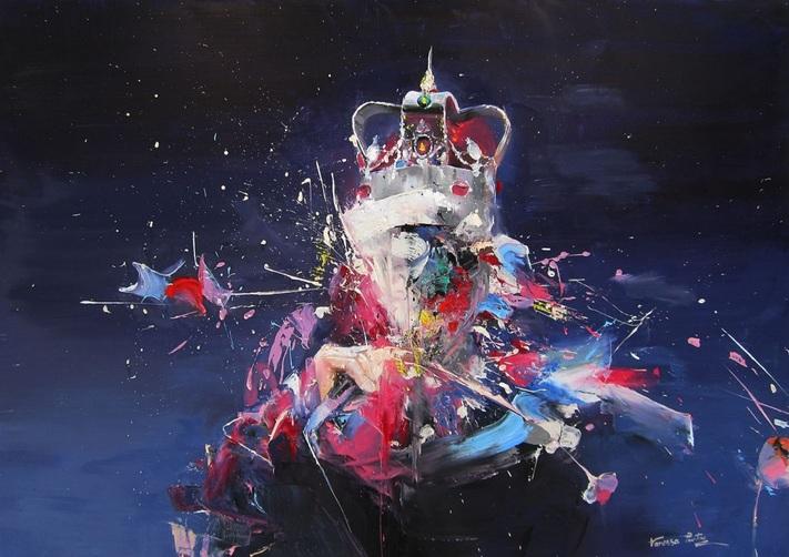 Vanessa Poutou - Freddie Mercury