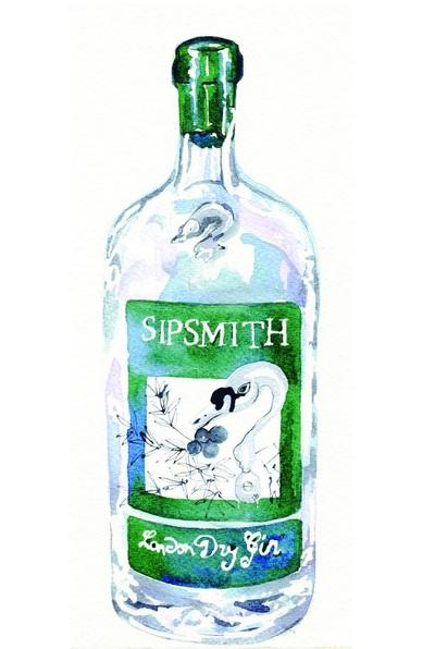 Hannah Clark - Sipsmith Gin