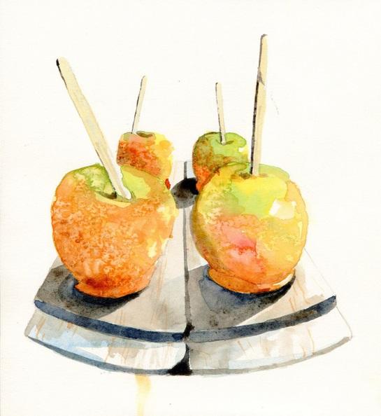 Hannah Clark - Toffee Apples