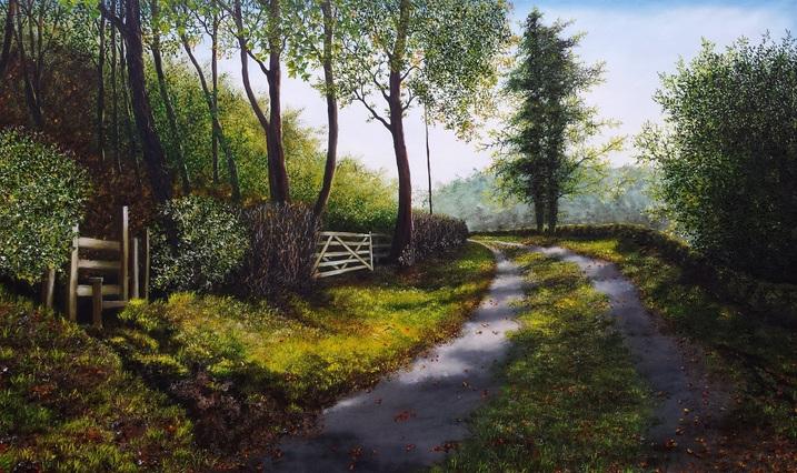Hazel Thomson - End Of Summer