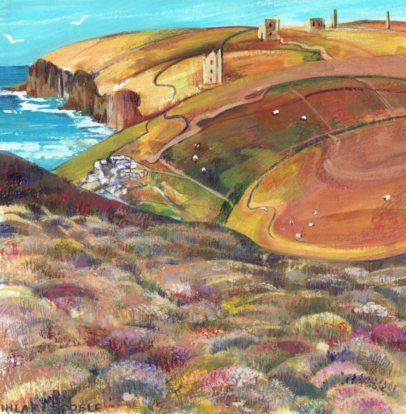 Hilary Scoble - Cornish Tin Mines