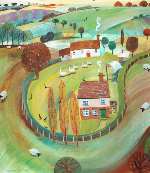 Hilary Scoble - Downland Farm