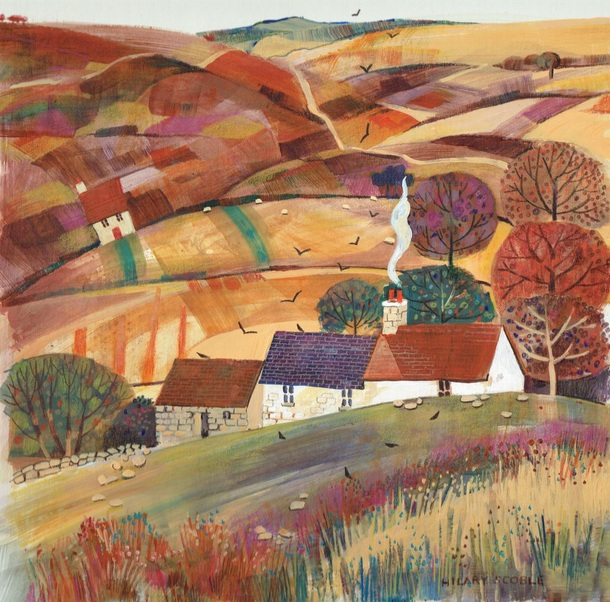 Hilary Scoble - The Colours of Autumn