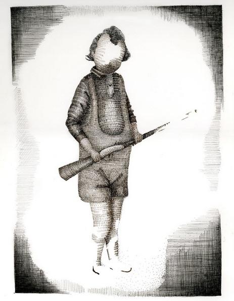 Ira Wetzel - Pin