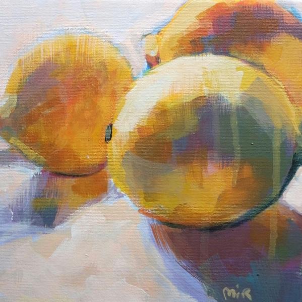 Malgorzata Miroslaw - Lemons