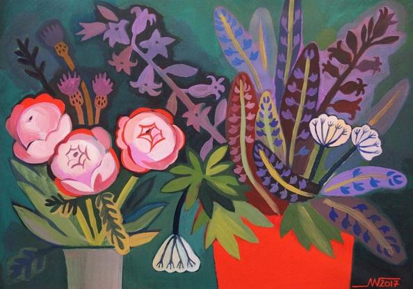 Marina Gorkaeva - Flowers