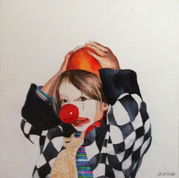 Marina Kulik - Sophie le Clown