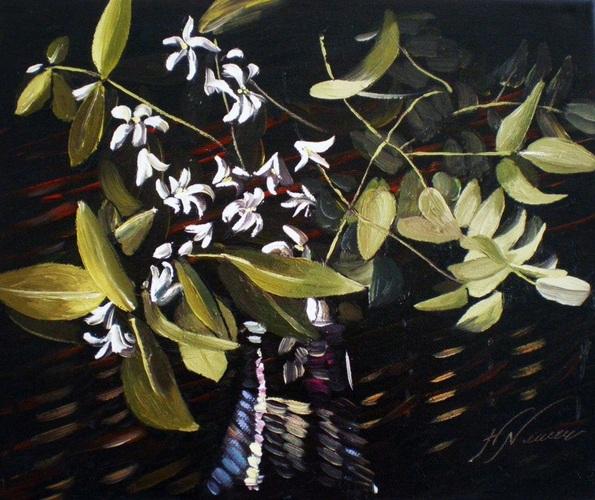 Narek Hambardzumyan - White Flowers