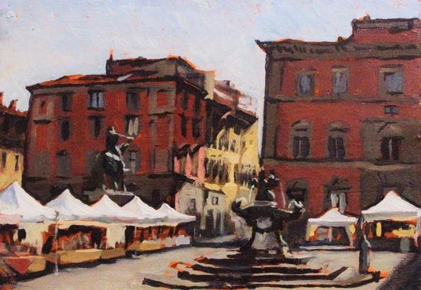 Niklas Elgmo - Piazza Santissima Annunziata