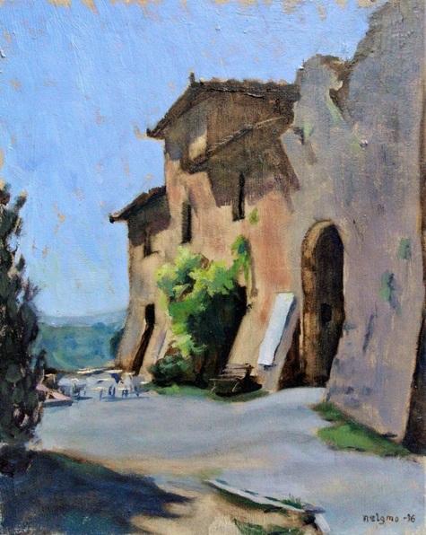 Niklas Elgmo - San Gimignano