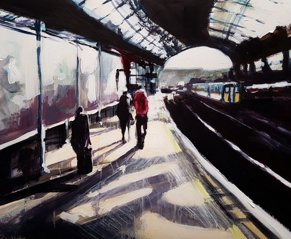 Paul Mitchell - Brighton Station