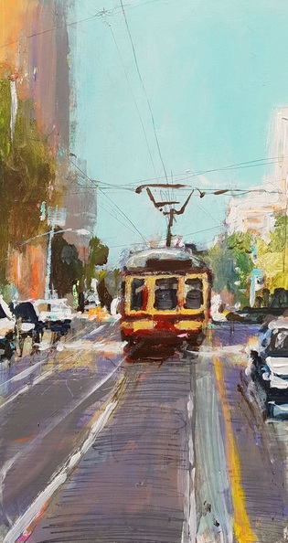 Paul Mitchell - Melbourne Tram