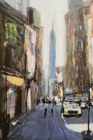 Paul Mitchell - New York Dawn