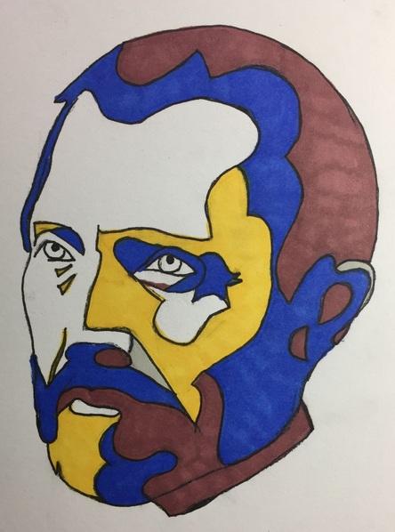 Susanne Schwarz - Vincent Van Gogh