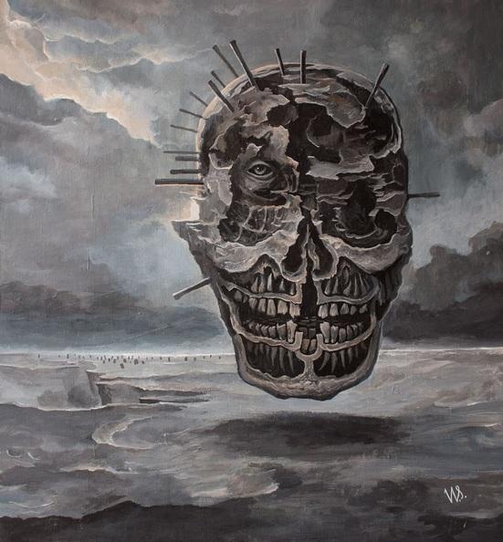 Vladimir Chebakov - Hell Origin