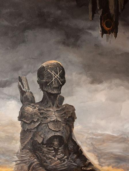 Vladimir Chebakov - Pale Fallen One