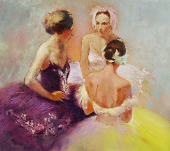 Vygandas Doveika - Ballerinas IV