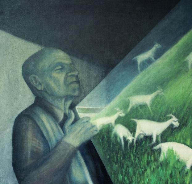 Agnieszka Florczyk - Goat's memory