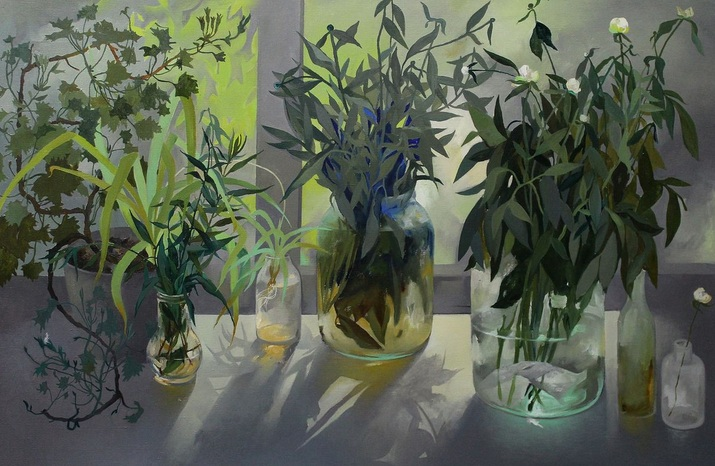 Eliza Mamardashvili - A penetrating light