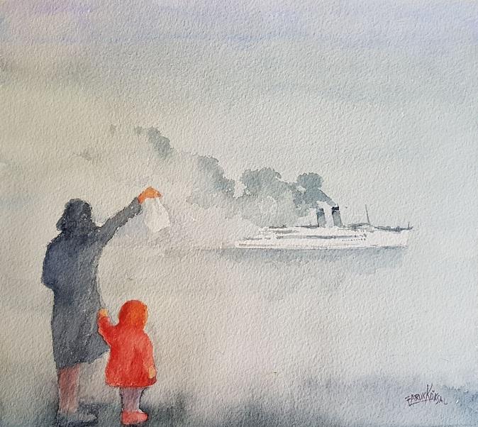 Faruk Köksal - Farewell