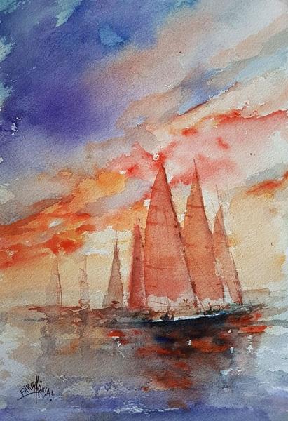 Faruk Köksal - Sailing