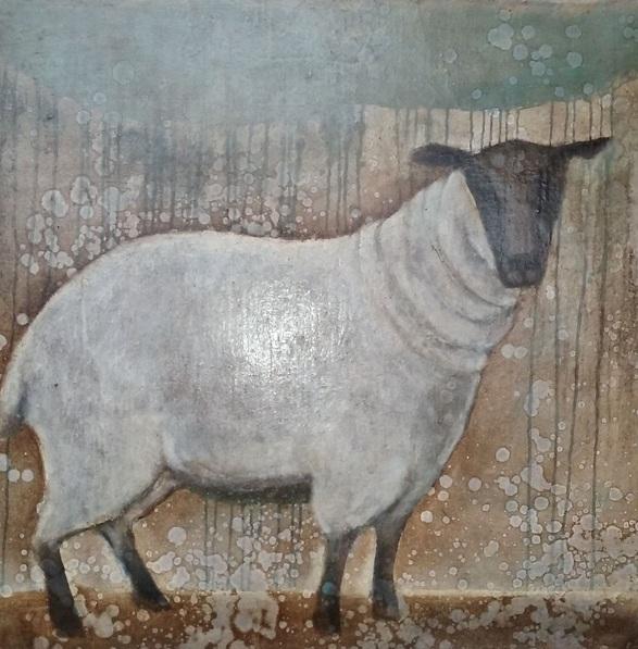 Georgianne Fastaia - commander in sheep