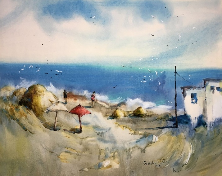 Iulia Carchelan - Sunny day