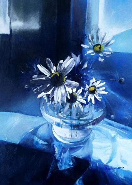 Rimas Nakrasas - In The Blue