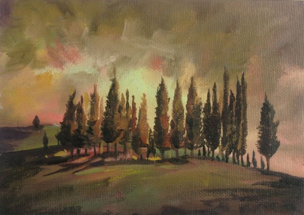 Sarah Gill - Toscana