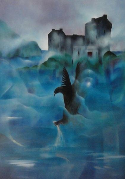 Susan Cavaliere - Loch Duich