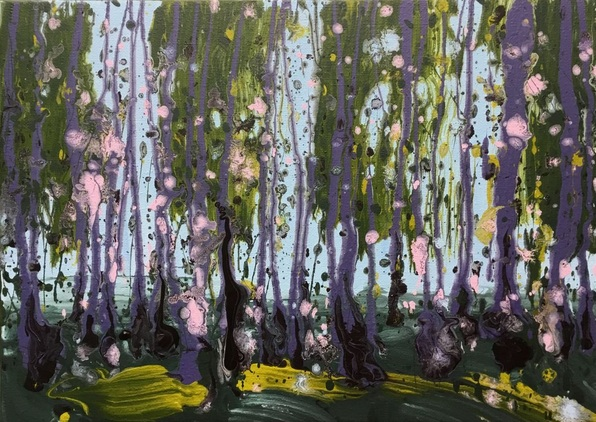 Anastasiya Kachina - Birch Grove