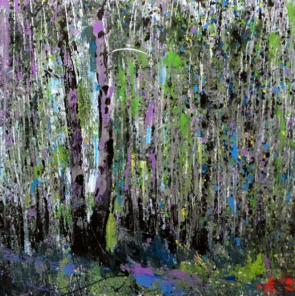 Anastasiya Kachina - Birches