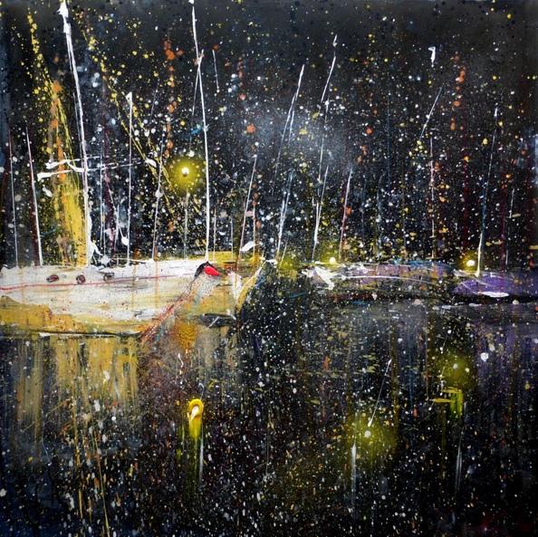 Anastasiya Kachina - Night Yachts