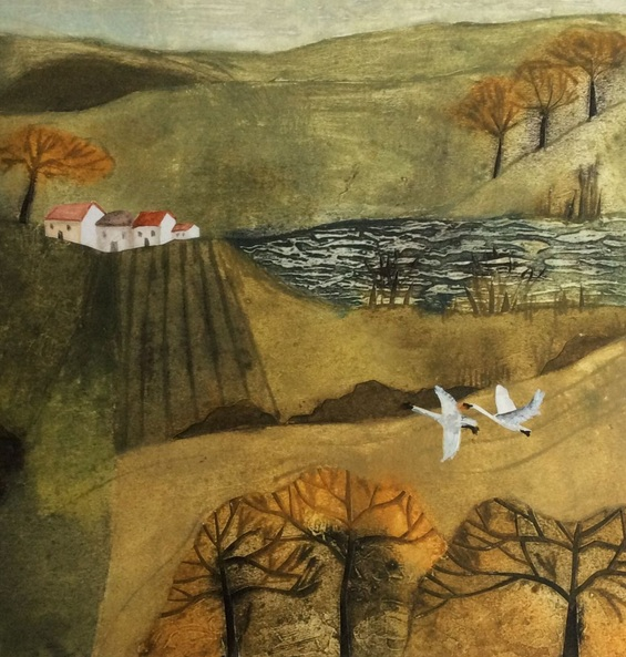 Jay Seabrook - Two Swans