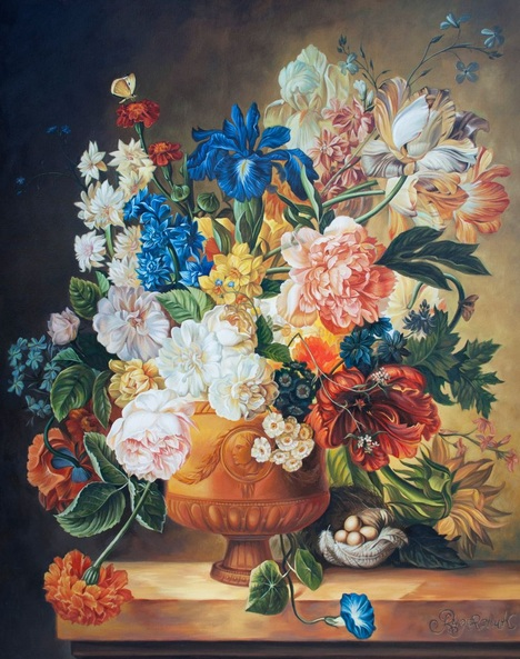Lesja Rygorczuk - Dutch Still life