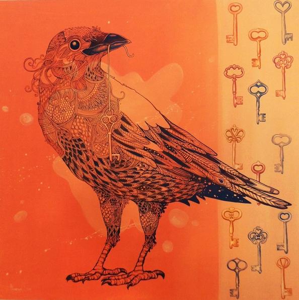 Lesja Rygorczuk - Secrets Bird