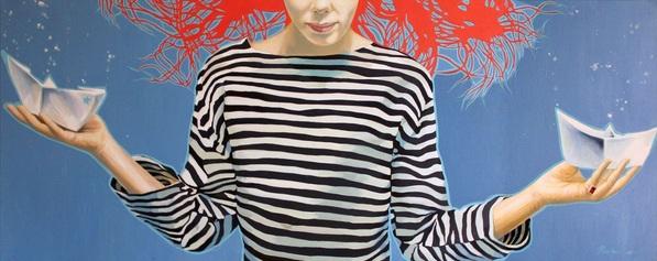 Lesja Rygorczuk - Woman