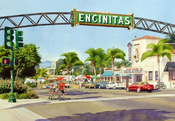 Mary Helmreich - Encinitas California