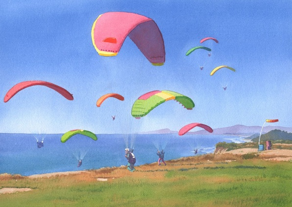 Mary Helmreich - Torrey Pines Glider Port
