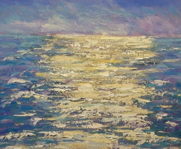 Nikki Wheeler - Dazzling Early Morning Light, High Summer