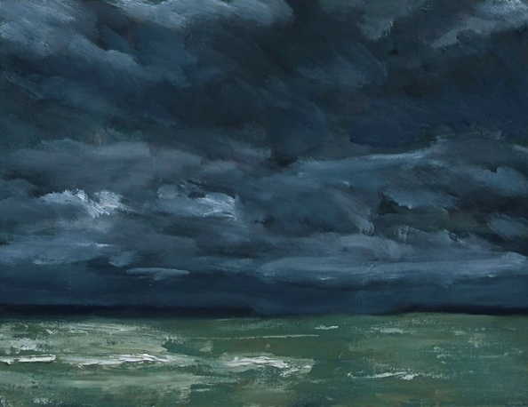Nikki Wheeler - Stormy North Sea