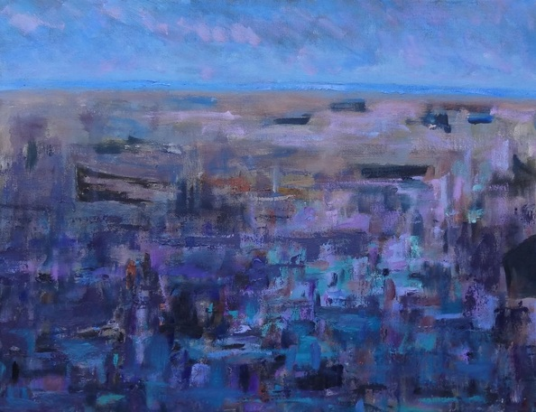 Nikki Wheeler - Warm Dawn, Dungeness