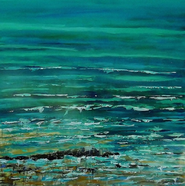Nikki Wheeler - Warm Seas, Late Summer
