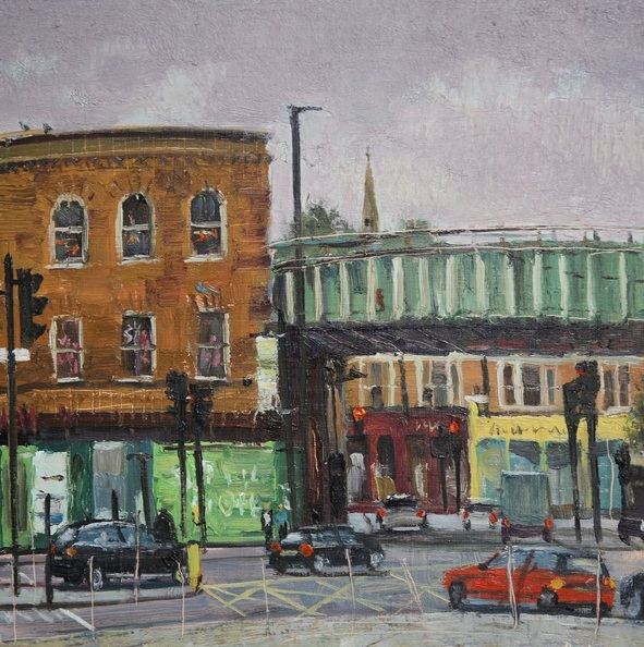 Robby Bridge - South London, Herne Hill