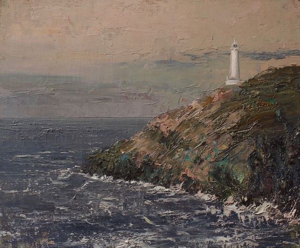 Robby Bridge - Trevor Head Lighthouse, Cornwall